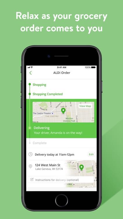 Instacart - grocery deliveries screenshot-6