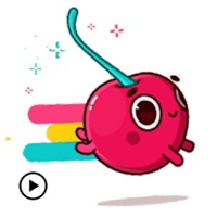 Animated Hot Cherry Sticker App Download Stickers Android Apk