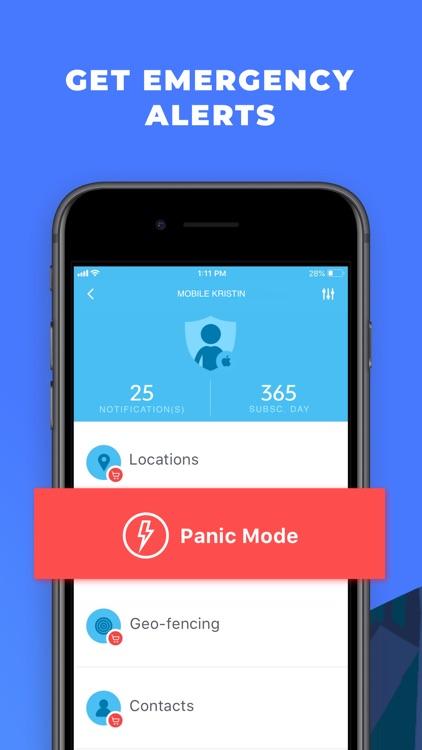 mSpy Lite Phone Family Tracker screenshot-4