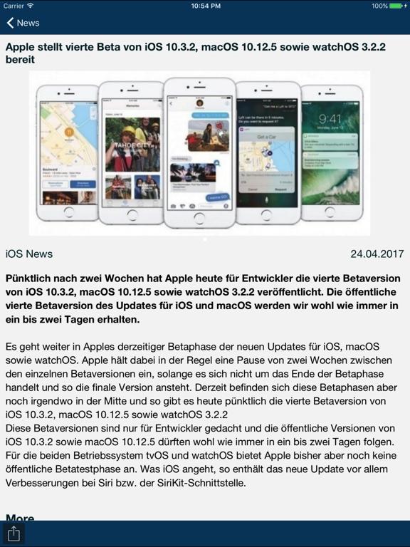 Screenshot #4 pour AppTicker News