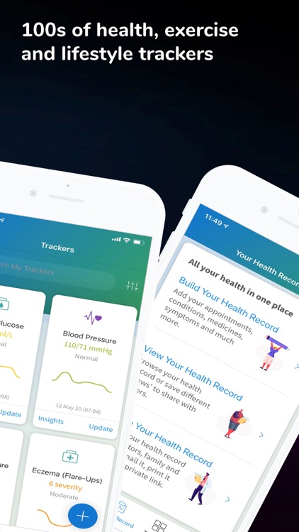 Healthbit screenshot-1