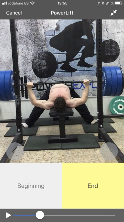 My Lift: Measure your strength