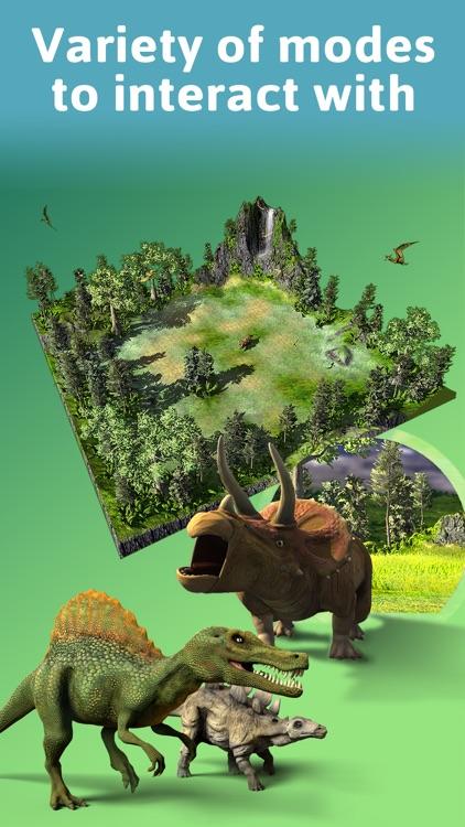 Monster Park - AR Dino World screenshot-4
