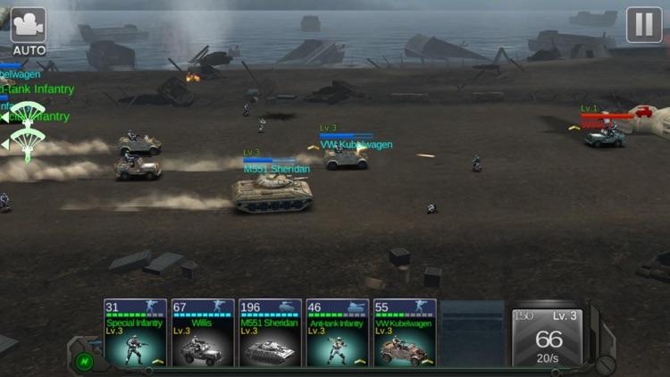 Commander Battle screenshot-4