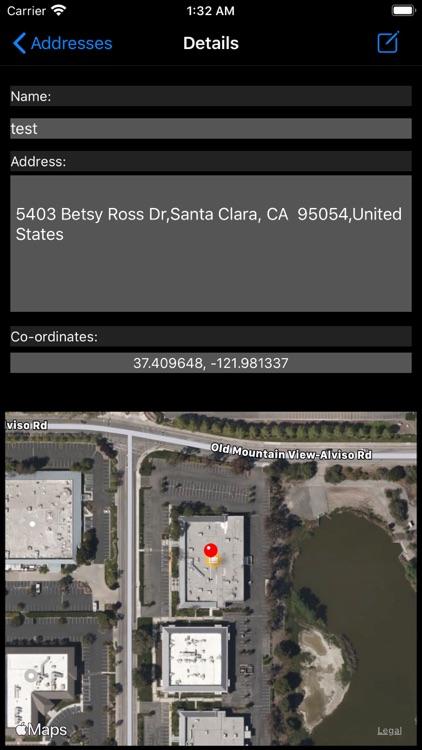 Global Address Finder screenshot-3