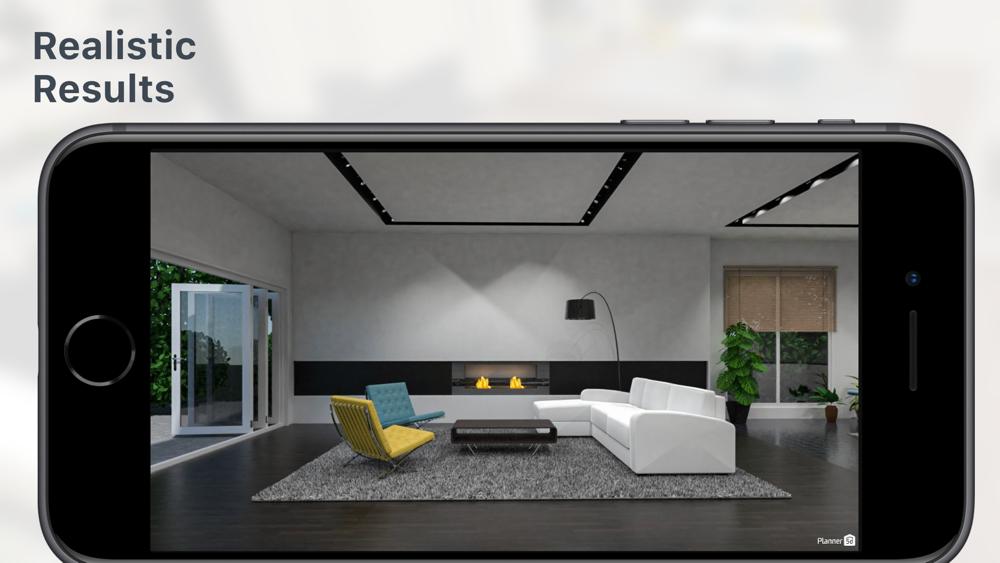 Planner 5D - Interior Design App for iPhone - Free ...
