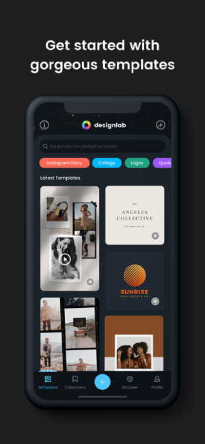 ‎DesignLab - Graphic Design Screenshot