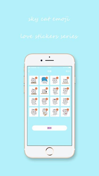 天空之猫Emoji