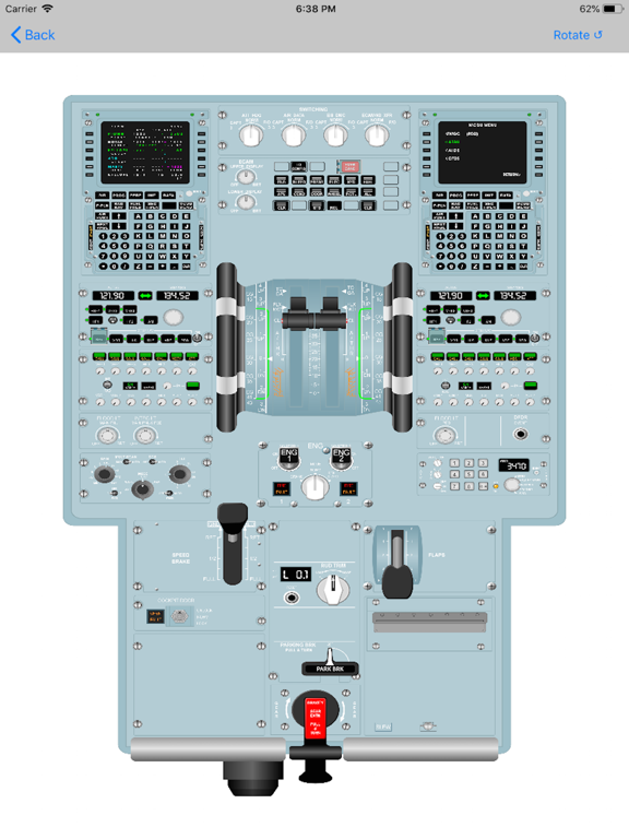 Pan Am A320 Type Rating Prep by JETPUBS (iOS, United States