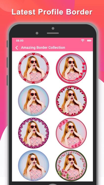 Profile Picture Border Pro screenshot-4
