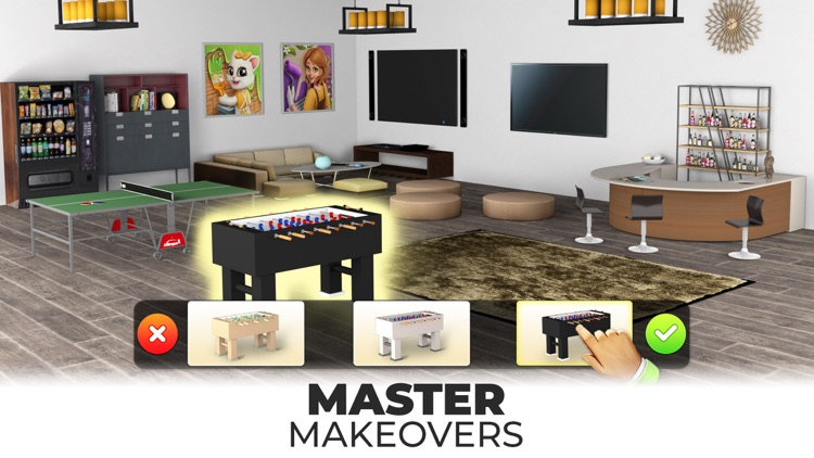 My Home Makeover: Dream Design screenshot-4