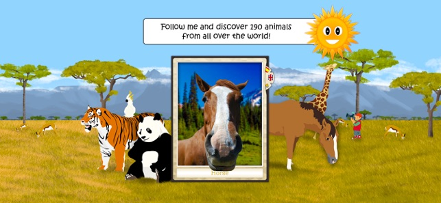 Find Them All: Animal World on the App Store
