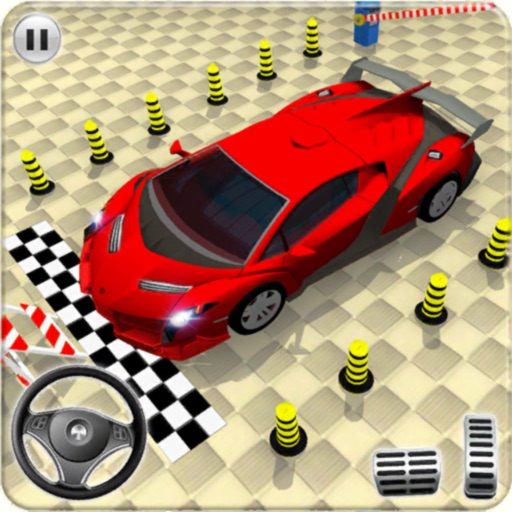 Sports Car Parking Games