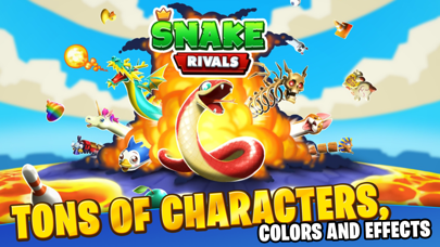 Snake Rivals - PVP Games Screenshot 5