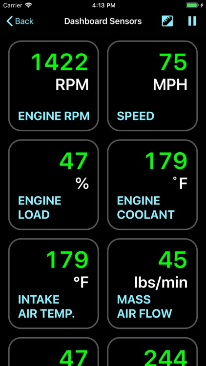 OBD for Toyota screenshot-5
