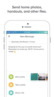 Remind: School Communication iphone images