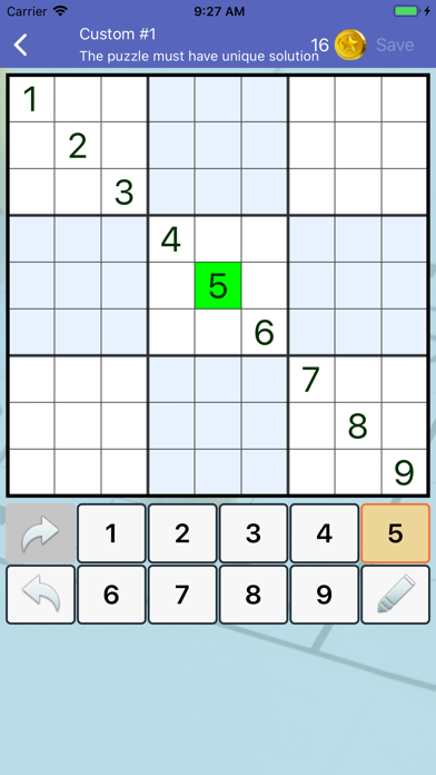 Sudoku - Logic puzzle game by Volcano Entertainment Limited (iOS