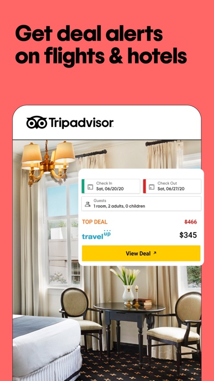 Tripadvisor Hotels & Vacation screenshot-4