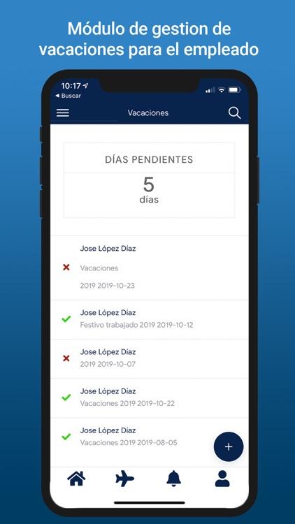 Portal del Empleado screenshot-3