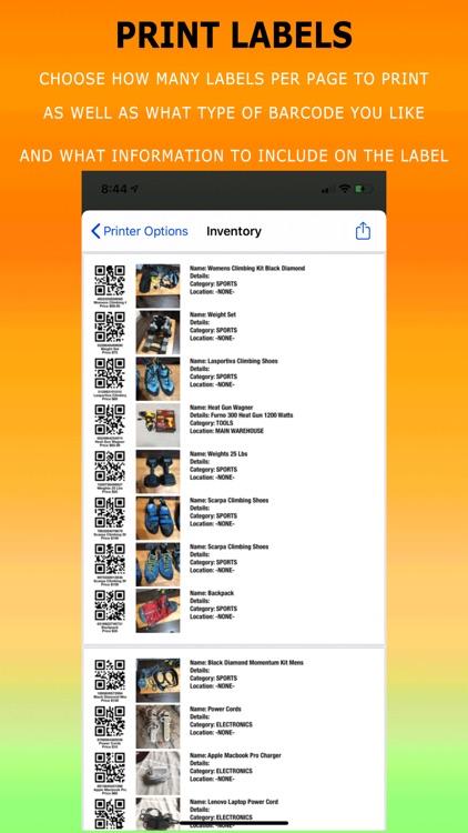 Smarter Inventory screenshot-7
