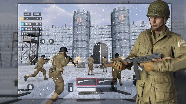 Last Fort of World War screenshot-4