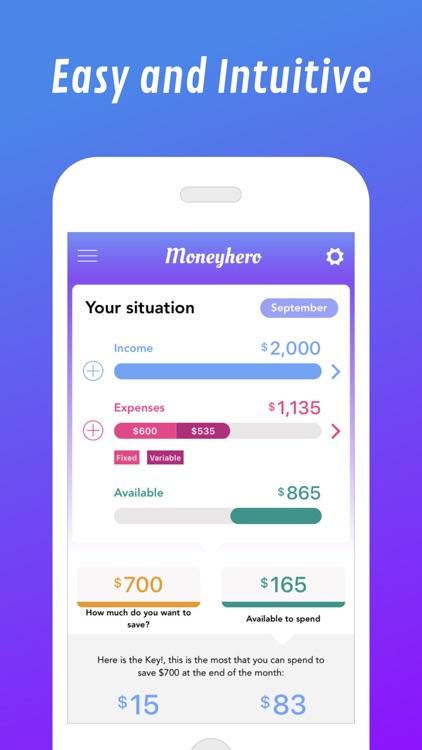 Moneyhero - Save Money Planner