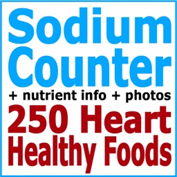 Sodium Counter & Tracker