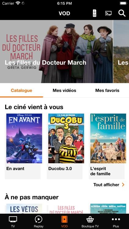 TV d'Orange screenshot-5