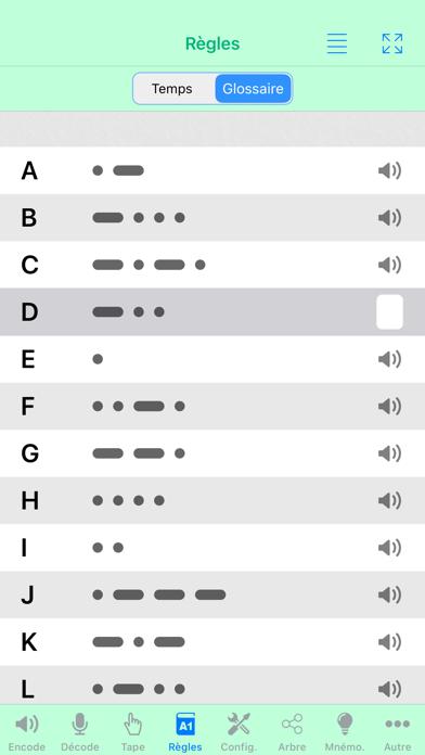 Screenshot #2 pour Morse-It