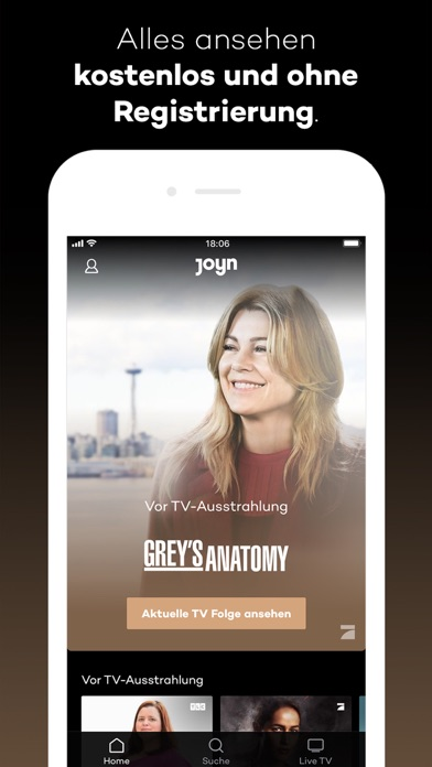Joyn App Windows