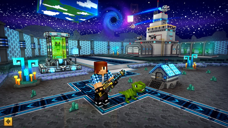 Pixel Gun 3D: Fun PvP Action screenshot-5