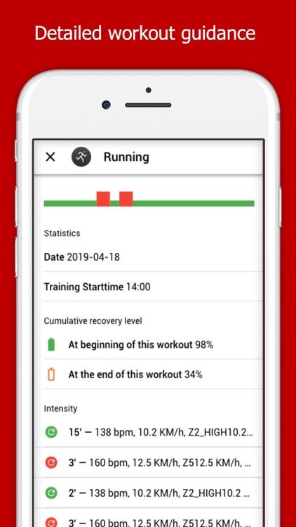 Bike2PEAK Cycling TrainingPlan screenshot-7