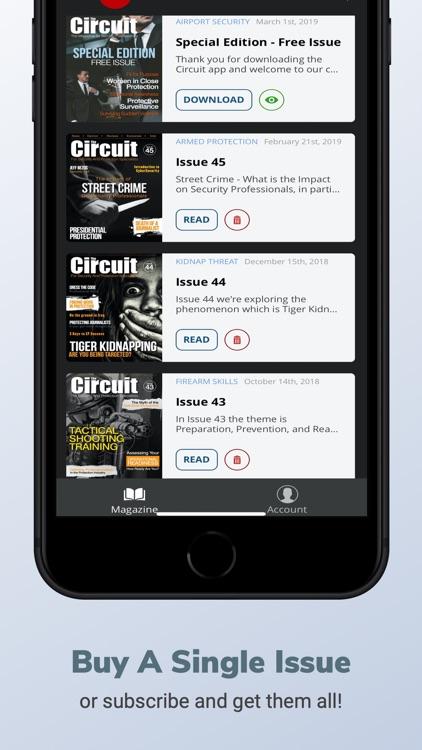 The Circuit Magazine screenshot-3