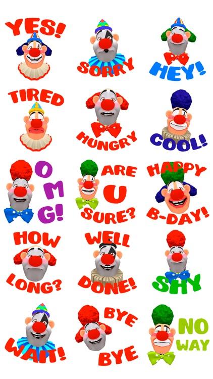 AR Clown - Emojis with Karaoke
