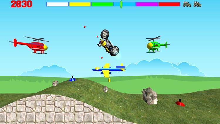 Motorcycle Madness Pro screenshot-0