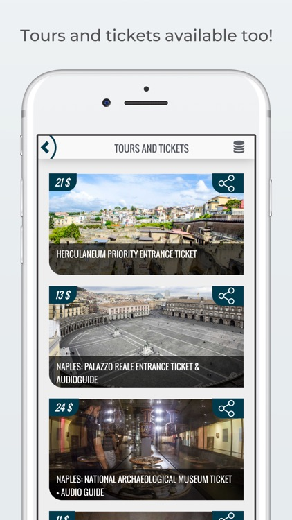 NAPLES City Guide and Tours screenshot-5