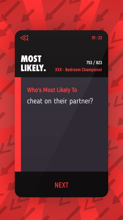Most Likely To: Drinking Game
