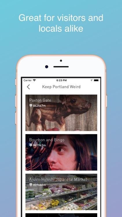 Keep Portland Weird Tour screenshot-4