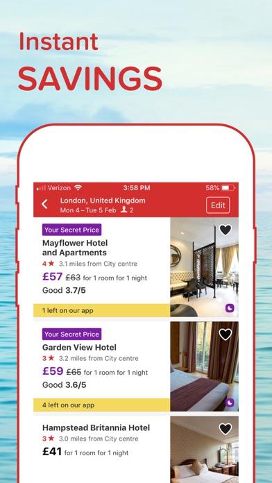 Screenshot for Hotels.com: Book Hotels & More in Azerbaijan App Store
