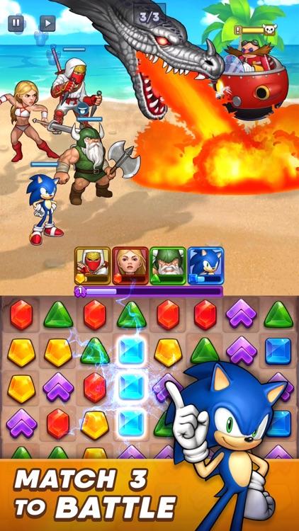 SEGA Heroes: RPG Match 3 Games screenshot-0