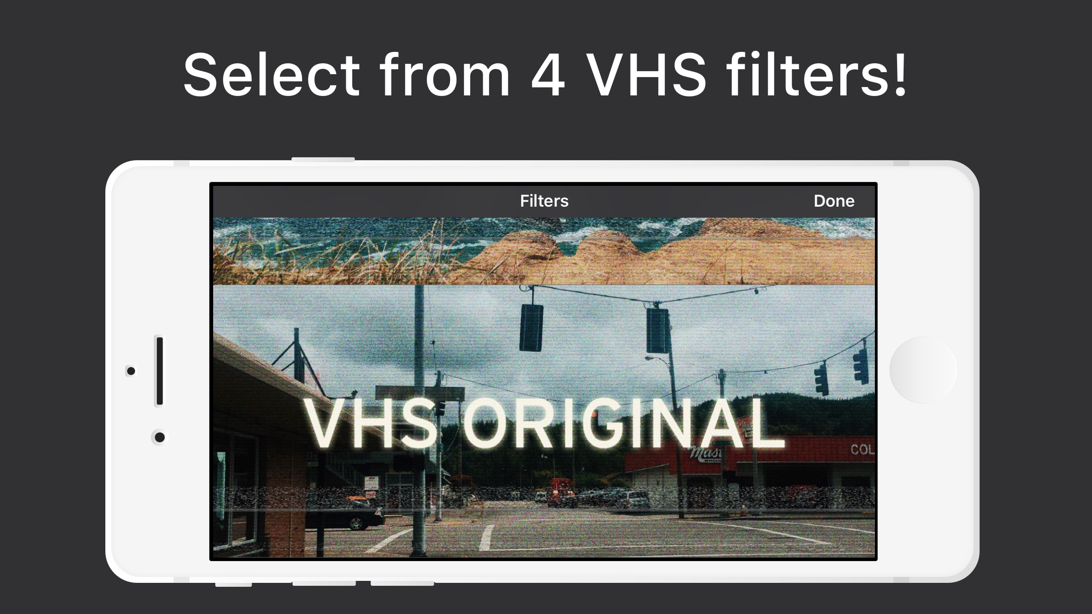 VHS Video Cam - VCR Retro Cam Screenshot