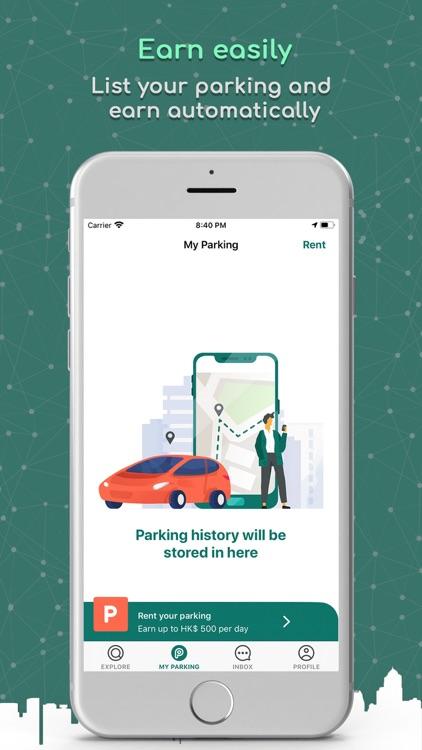 Parkingbnb screenshot-4