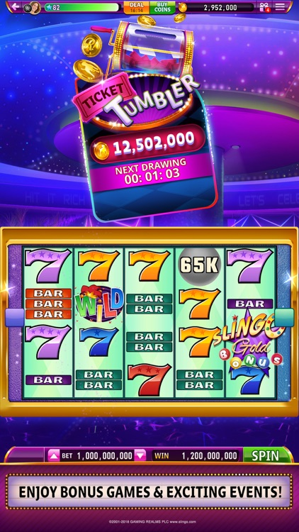 Hit it Rich! Casino Slots Game screenshot-4