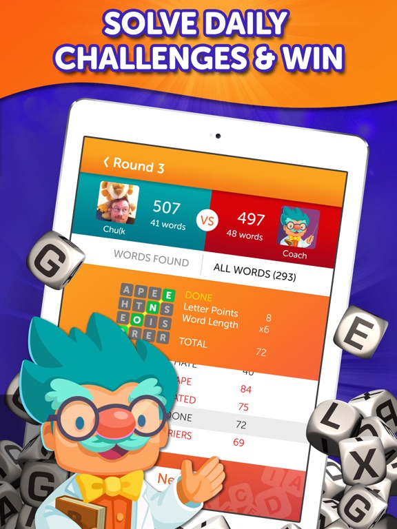 Boggle With Friends: Word Game - Revenue & Download