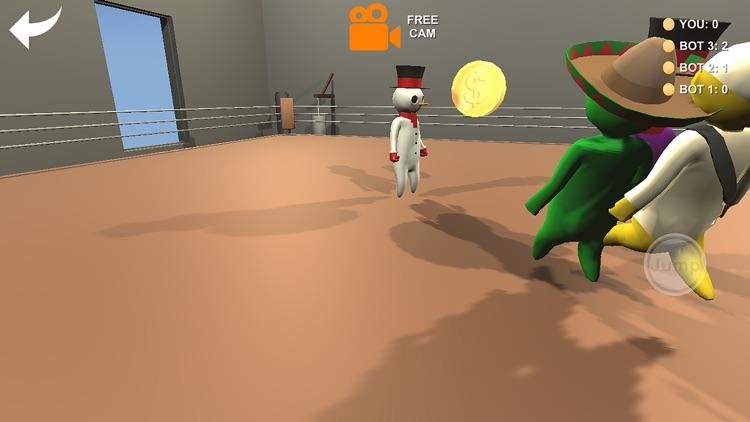 GANG BEASTS MOBILE VERSION screenshot-6