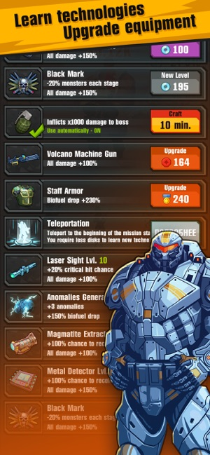 Evolution: Heroes of Utopia on the App Store