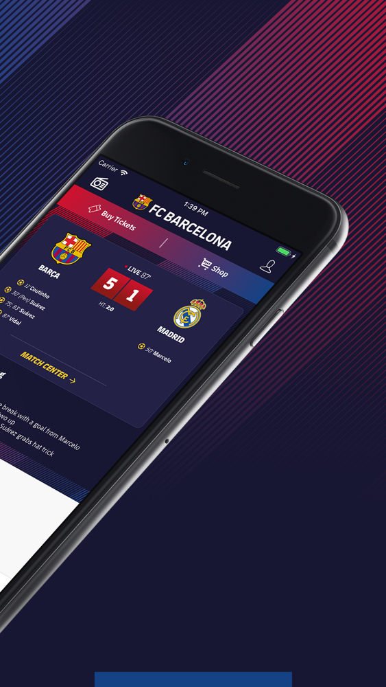 Fc Barcelona Official App App For Iphone Free Download Fc Barcelona Official App For Ipad Iphone At Apppure