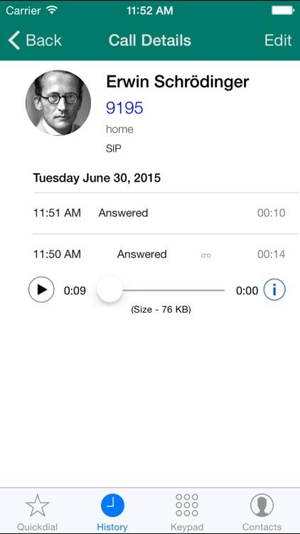 Acrobits Softphone screenshot-3