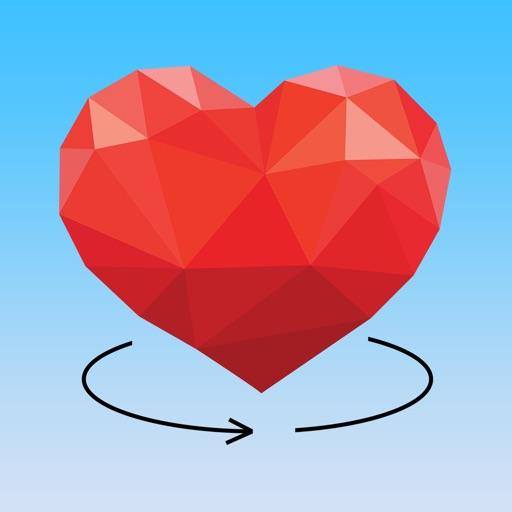 Poly4u - Пазл трехмерная сфера