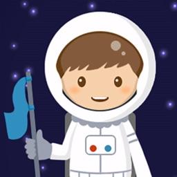 Astro Boy Tap - Planet Jumper